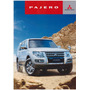 Catálogo Mitsubishi Motors Pajero 2015 / Impresso No Japão