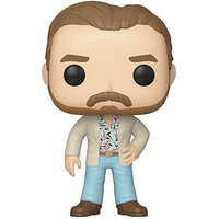 Funko Pop Hopper Date Night #801 - Stranger Things