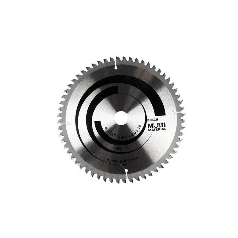 "Disco de Serra Multimaterial 10"" 60D - Bosch"