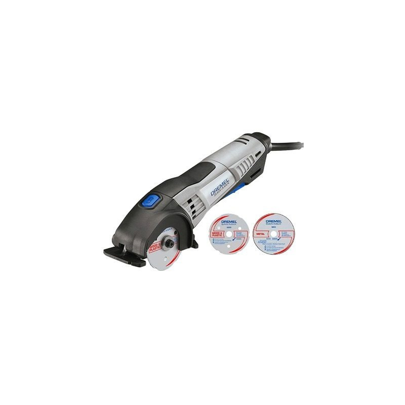 Mini Serra Elétrica Multiuso SAW MAX 710 Watts - F013SM20PC - Dremel - 220 Volts