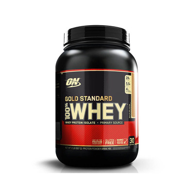 Whey Gold Standard 100% Whey Protein (907g) Optimum Nutrition - Wy00027