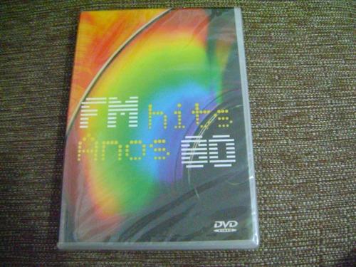 Dvd Fm Hits Anos 80 Genesis Billy Idol Human League S.minds Original