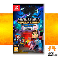 Jogo Minecraft Story Mode - Switch