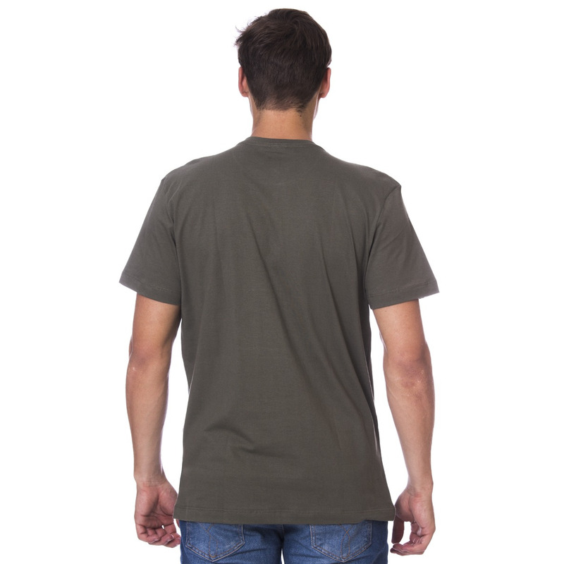 Camiseta Long Island MG Verde Militar