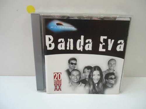 Cd Banda Eva - Millenium - Esc 1 Original