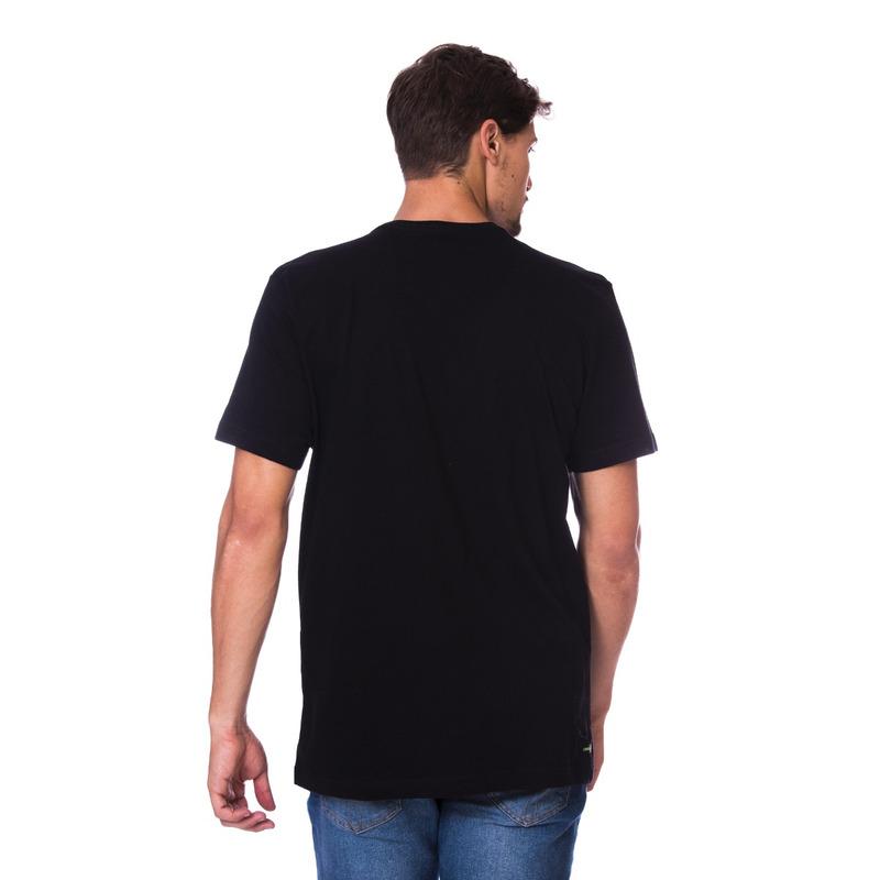 Camiseta Long Island Palhaço Preta