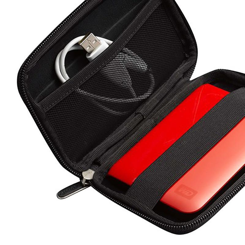 Case para HD Externo QHDC-101 Case Logic Original
