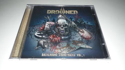 Drowned - Background Soundtracks Vol. 1 (cd Lacrado) Original