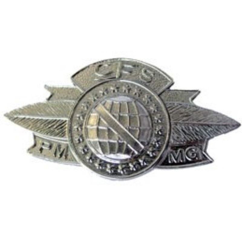 Distintivo Metal CFS - PMMG