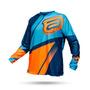 Camisa Asw Image Discover 18 Azul/laranja 2019 Promoção