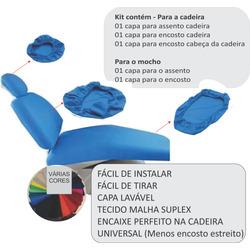 Capa Color p/ Equipo Dentário ...