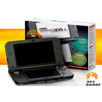 Nintendo New 3ds Xl Preto