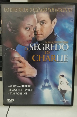 O Segredo De Charlie -dvd Original