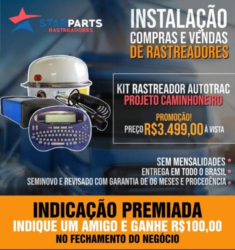 Rastreador Autotrac Projeto Caminhoneiro Sem Mensalidade11 Original