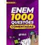 Apostila Enem 2019 Caderno De Testes 1000 Questões