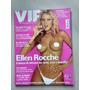 Revista Vip 190 Ano 2001 Ellen Rocche Y362