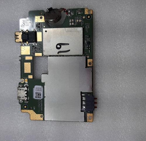 Placa Principal Moto C Xt1754 100% Original