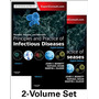 Principles And Practice Of Infectious Diseases: 2 volume Set