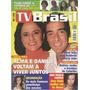 Revista Tv Brasil 54 Janeiro 2001 Capa Laços De Família