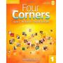 Four Corners 1 Sb With Cd rom 1st Ed