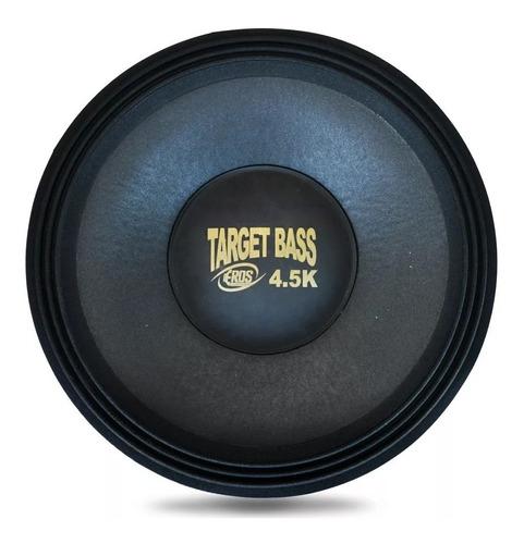 Reparo Alto Falante Eros Target Bass 15 4.5k 4ohms Original