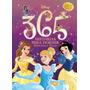 Livro 365 Histórias Para Dormir Disney Princesas E Fadas