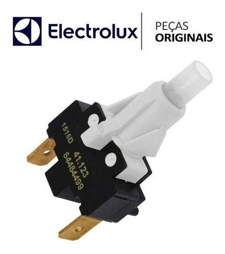 Interruptor 1d P/ Lavadora Electrolux Lq10 Fwl30sa Ly10 Original