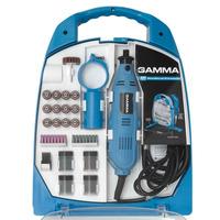 Microrretífica com Kit de Acessórios 252 Peças G19502 - Gamma
