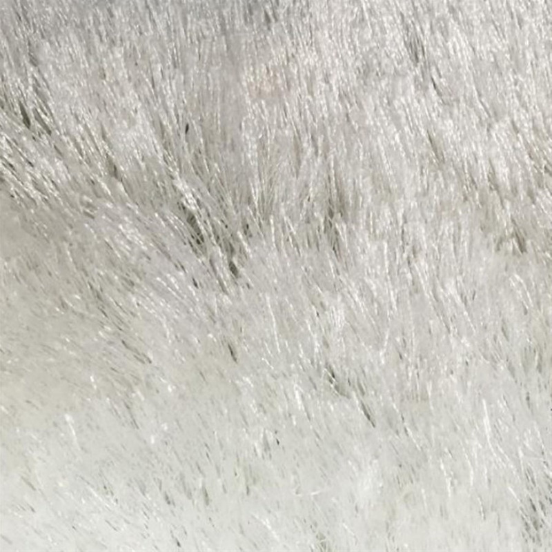 Tapete Harmony Branco 0,50X1,00 - Tapetes Corttex