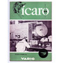 Antiga Revista Icaro Varig Ano 2 N° 6 Maio De 1958