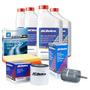 Kit Troca Oleo Filtros 5w30 Semissintetico Celta E Prisma Gm
