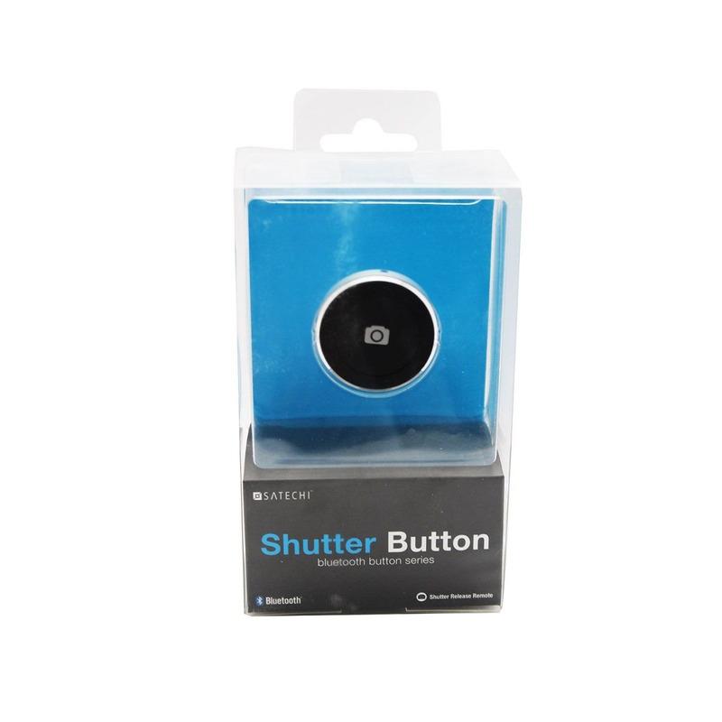 Botão Obturador para Fotos e Vídeos Bluetooth Satechi Original