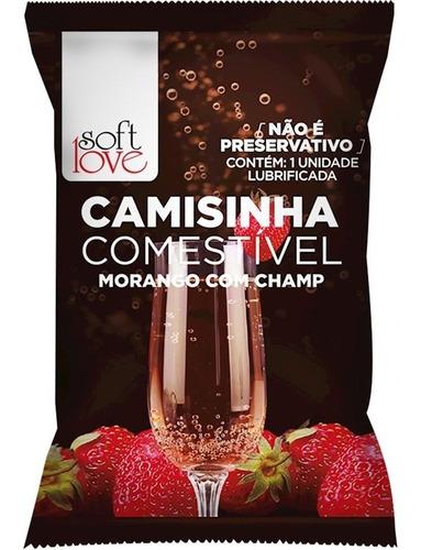 Kit Calcinha Comestivel +camisinhacomestivel Original