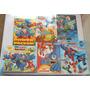 Dc Super Friends Mega Lote2 Revistas Atividades Infantis Bat