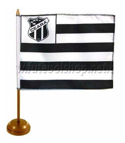 Bandeira De Mesa Ceará Mitraud Original