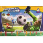 Jogo Futebol Club Com 2 Seleções Brasil X Alemanha Gulli