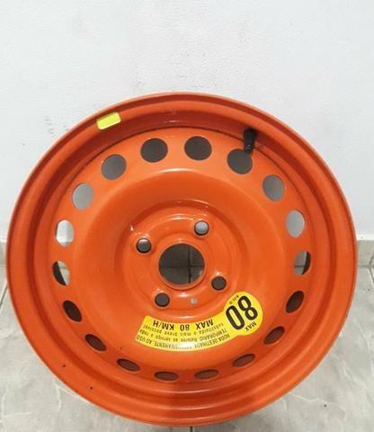 Roda De Ferro Hb20x Hb20s Hb20 Hyundai Aro 14 Estep Original