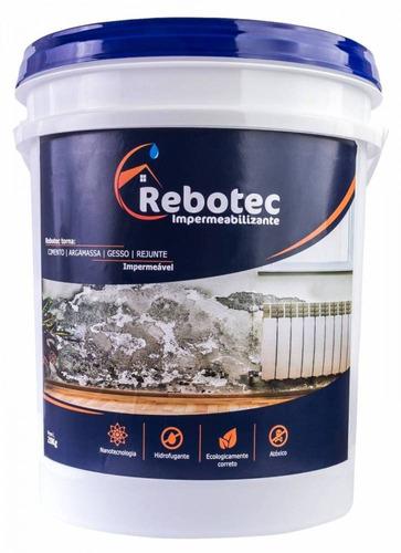 Rebotec 20kg Impermeabilizante ( + Brinde Trena 3mt )