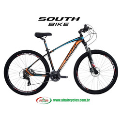 BICICLETA SOUTH NEW R06  24 MARCHAS