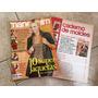 Revista Manequim 485 Eliana Super Jaquetas Saias F895