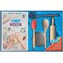 Livro Chef Mirim Inclui 5 Acessorios Para Cozinhar