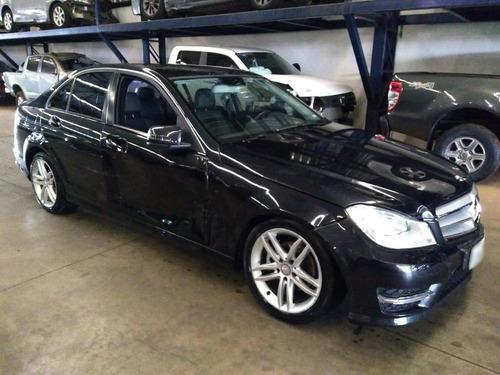 Mercedes-benz Classe C 1.6 Sport Vision Turbo (sem Sinistro)