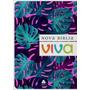 Nova Bíblia Viva Letra Grande Brochura Roxa