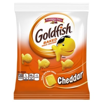 Salgadinho Sabor Cheddar Goldfish - Pepperidge Farm