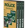 Livro Rolex Enciclopedia 03 Volumes