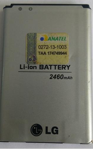 Bateria LG Bl-59jh- L7 Dual Ii P710 P714 P715 P716 L7 Ii Original