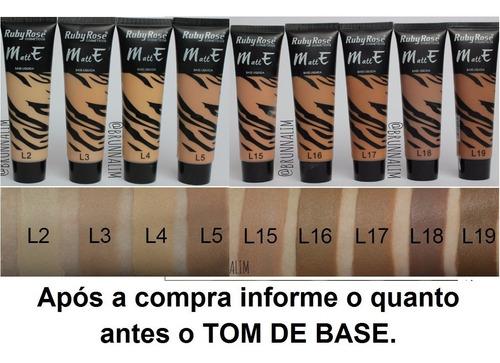 Maleta Maquiador Maquiagem Completa Profissional Brinde Luxo Original