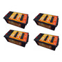 Kit Bateria Audio Power 450ah Estacionaria/som Automotivo