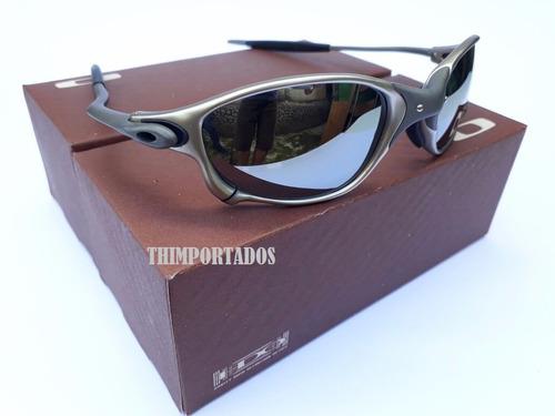 7090a96dc ... comprar Óculos Oakley Juliet Double Xx 24k Squared + Lente Extra ...
