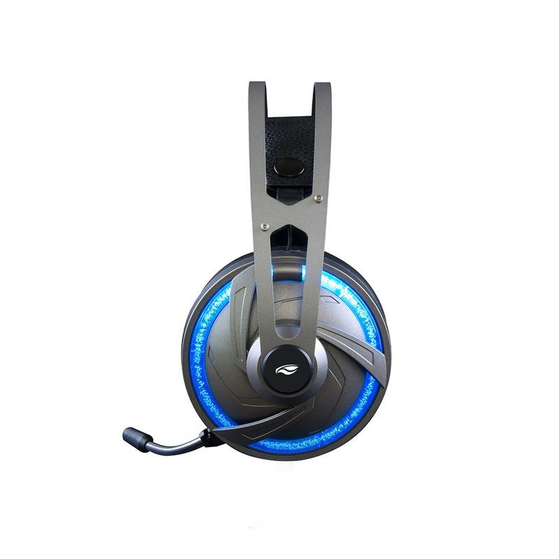 HEADSET GAME C3TECH PH-G300SI PRATA